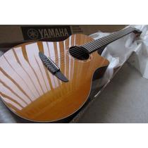 Guitarra Electroacústica Yamaha Ntx700c Color Natural