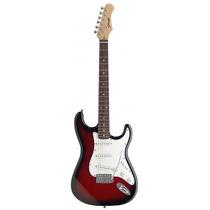 Guitarra Electrica De Paquete Stagg S300-rds Super Economica