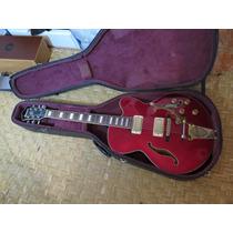 Guitarra Electrica Ibanez Artcore Modelo Af75tdg! Excelente