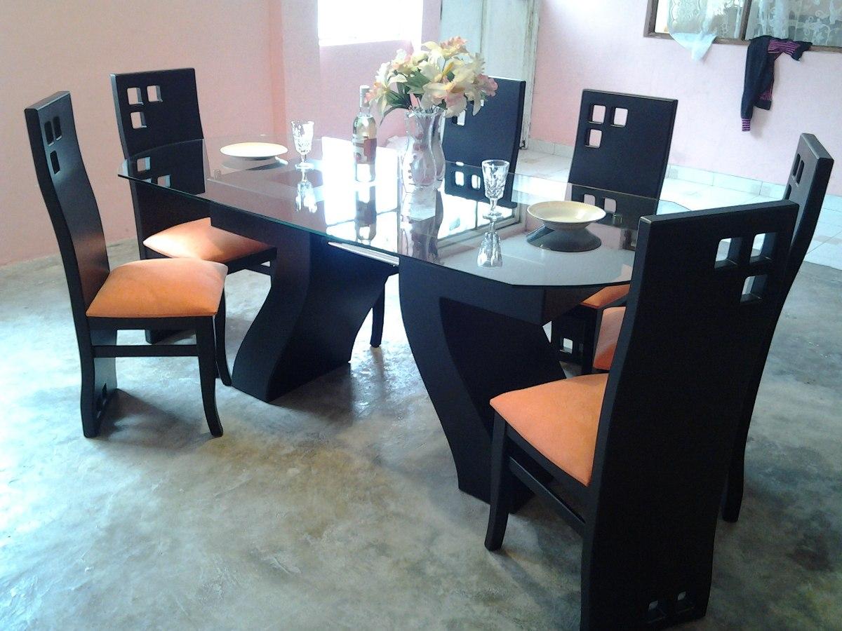 Comedor con mesa de vidrio - Telefonos telcel baratos