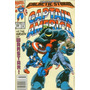 Juguete Comic Captain America Vol 1 (4 Ejemplares)