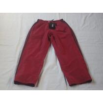 Pantalon De Calentador Adidas Niño Talla Medium #0015001408