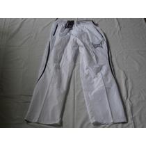 Pantalon De Calentador Tapout Talla Small #0003500140814