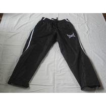 Pantalon De Calentador Tapout Talla Small #0003000140814