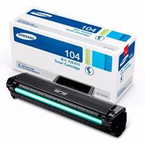 Toner Samsung 104 Para Impresora Laser Ml-1665 Ml-1865 3210