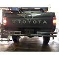 Guardachoque Posterior Camionetas Universal Mazda Luv