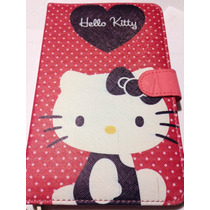 Teclado Diseño Hello Kitty Angry 7 Pulgadas Tap 2 Tablet