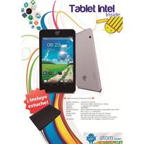 Tablet Intel De 7 M79h Ram 2gb+8gb+wifi 2cam