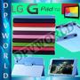 Estuche Lg Gpad 7 V400 Agenda Protector Elegante Case