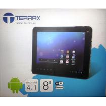 Tablet Terrax De 8 Gb