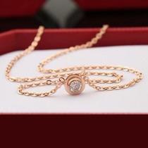 Adorable Collar Gargantilla Con Diamante Ruso