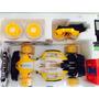 Carro Recargable Formula 1 A Control Remoto Tranformable