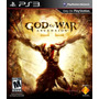 God Of War Ascension Ps3, Juego Play Station 3, Original.