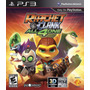 Ratchet And Clank All 4 On Playstation 3 Ps3 Fisico Disco