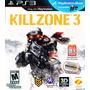 Killzone 3 Playstation 3 Ps3. Juegos Varios Nuevos, Usados