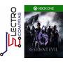 Resident Evil 6 Para Xbox One-nuevo 100% Garantizados