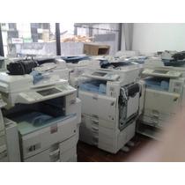 Copiadora E Ipresora Ricoh Aficio Mpc3500