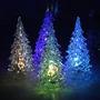 Árbol Led 7 Colores / Decoración Navideña , Eventos