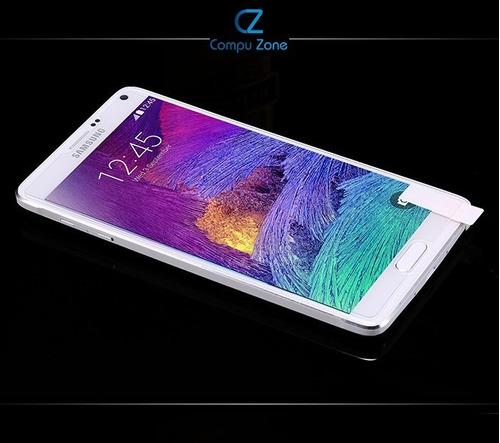 Mica De Vidrio Templado Iphone 5, 6 S4, S5, S6 Note 4, Alpha