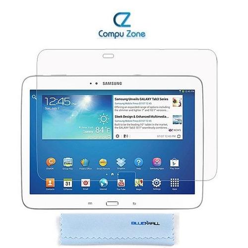 Mica Transparente Para Samsung Galaxy Tab 3 10.1 Serie P5200
