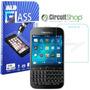 Mica De Vidrio Templado Blackberry Q20 En Circuit Shop