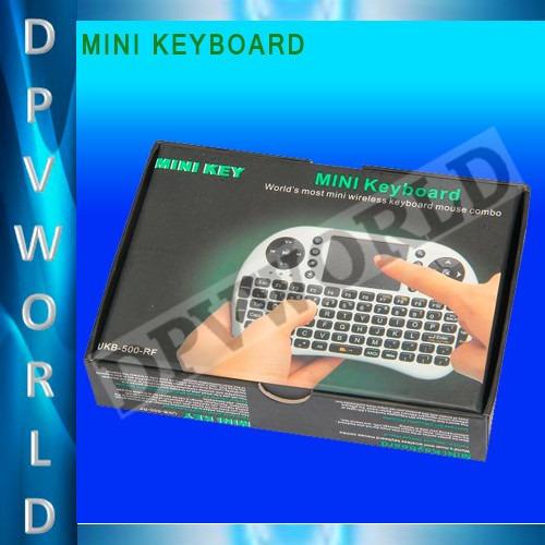 Mini Teclado Inalambrico Celular/pc/tablet/tv Box 2.4ghz