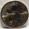Dolar Usa Serie Nativa Estados Unidos 2014 Nuevo Sacagawea