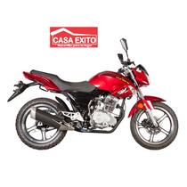 Moto Tnd Rojo Eagle Td250e-v Tundra