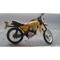Yamaha Trial Crros 125 Dt