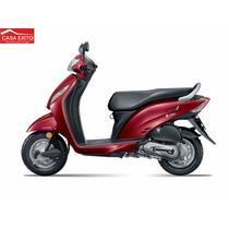 Moto Honda Activa I Scv110he Año 2015 Color, Blanco, Cafe,