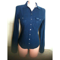 Abercrombie & Fitch Y Gilly Hicks Camisa-blusa S Mujer $35