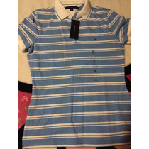 Camiseta Tommy Hilfiger Tipo Polo D Mujer Talla M