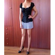 Falda Americana De Remate Con Forro.