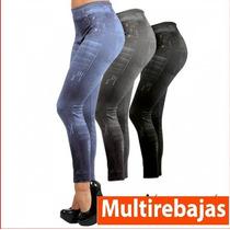Slim Leggings Sin Costuras De La Linea De Zlimmy **** Oferta