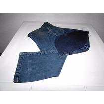 Ropa Para Embarazo, Jeans Varios Colores, Como Nuevos