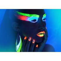 Maquillaje Fluorescente Ideal Para Fiestas Y Body Paint!!!!