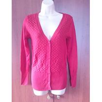 Recien Llegada Sweater Rojo Talla M De Rematee....