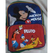 Mochilas Mickey Mouse