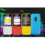 Nokia 220 Nuevos Libres Facebook, Twitter, Yahoo Messenger