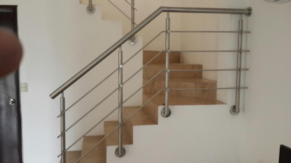 Pasamanos de acero related keywords pasamanos de acero - Pasamanos de madera para escaleras ...