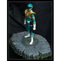 Figura Dragon Verde Power Ranger Ban.dai Bandai