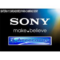 Cargador Batería Para Cámaras Sony