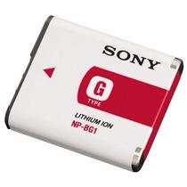 Bateria Original Para Sony Cyber Shot Sony Np-bg1
