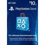 Codigo Prepago Playstation Network Card Usa Psn $10