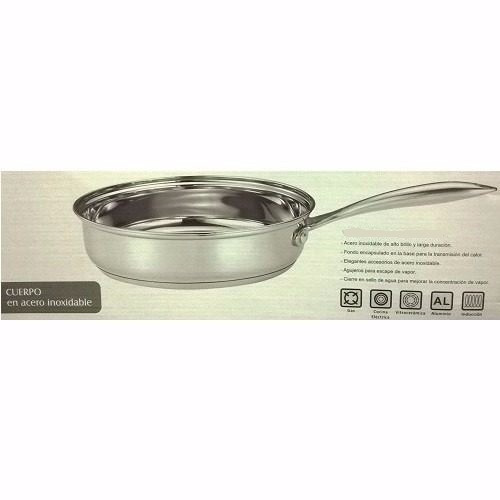 Promocioneslafamilia sart nes 20 cm para cocinas inducci n for Cocinas induccion precios