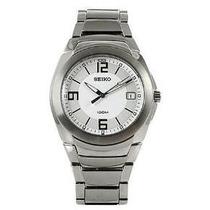 Espectacular Reloj Seiko Para Hombre - Modelo Sgeb01