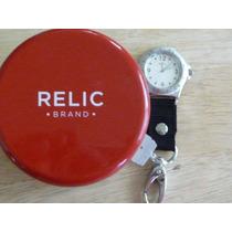 Promoción, Reloj Original Relic Pr-6103 Fabricado Por Fossil