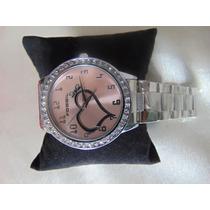 . Reloj Exclusivo Por Navida De Mujer Incluye Caja De Regalo