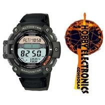 Reloj Casio Sgw 300 , Altimetro, Barometro, Termometro