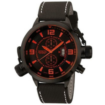 Reloj Watch Invicta Original Grande Negro Sport Original